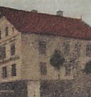Karczma góna w Wierzchosławicach
