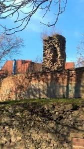 Mury miejskie Bolkowa